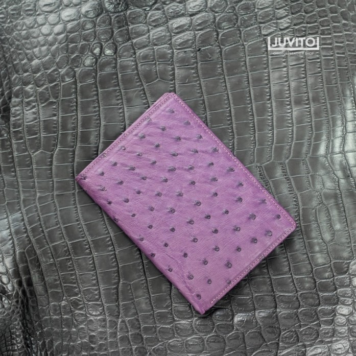 OSTRICH / L-WALLET / PURPLE / OLW 9344