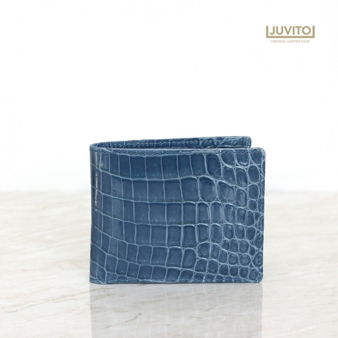 CROCODILE S-WALLET / ASTRAL BLUE / AB7933