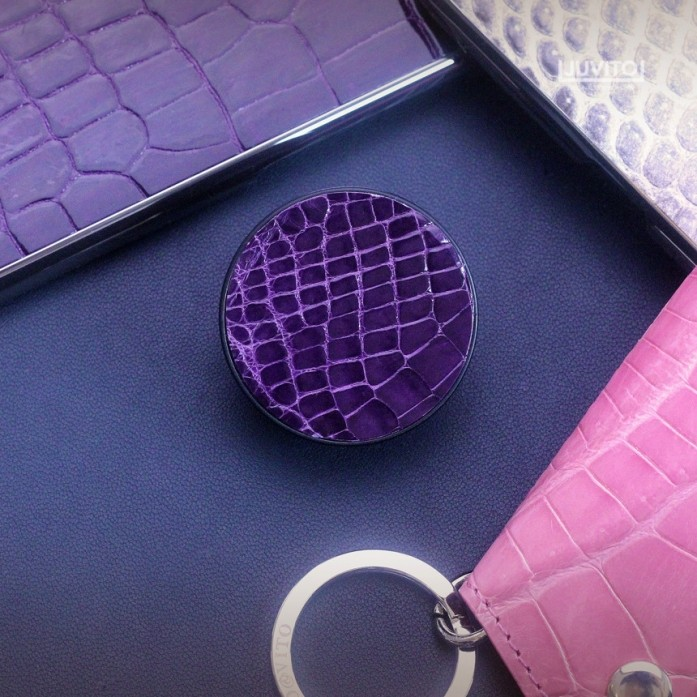 Crocodile Smart Tok / Henglong Crocodile Skin / Purple