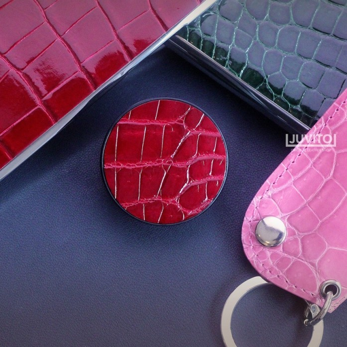 Crocodile Smart Tok / Henglong Crocodile Skin / Red